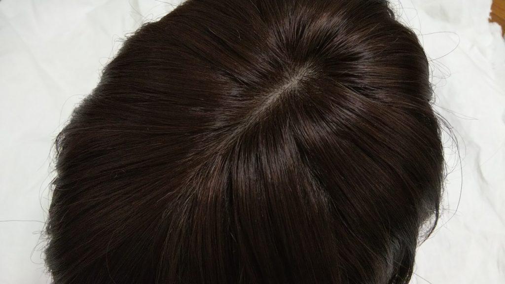 人工頭皮(ウレタン樹脂)